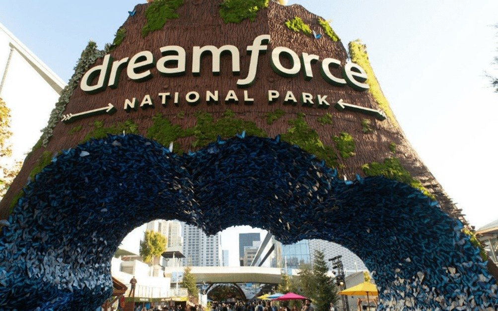 Feature Image of Neurored Blog - Dreamforce 2019 Highlights for global trade and logistics