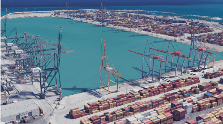 Neurored-Industries- Cargo Ports and Terminals